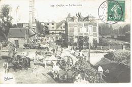 AUFFAY, LA SUCRERIE - Auffay