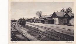 HERRNHUT   ---   Bahnhof - Herrnhut