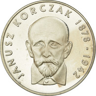 Monnaie, Pologne, 100 Zlotych, 1978, Warsaw, BE, SPL, Argent, KM:94 - Pologne