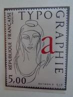 FRANCE 1986 CERES N° 2392 ** - LA TYPOGRAPHIE DE R. GID - Francia
