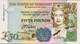 Guernsey  Pound 1995 - Guernsey