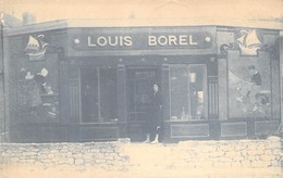 "CPA FRANCE 17 ""Oléron, Boutique Louis BOREL"" - Ile D'Oléron"