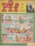 Rare Revue  Pif N°1206 Du 14 Juillet 1968 - Pif - Autres