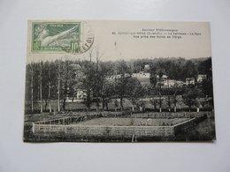 CPA 78 YVELINES - JUVISY SUR ORGE : La Terrasse - Le Parc - Other Municipalities