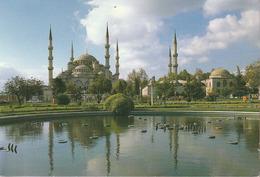 Turkia - Istambul - La Moschea Blu - Non Viaggiata - Turchia