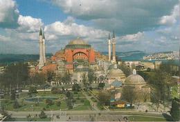 Turkia - Istambul - Ayasofya - Museo Di Santa Sofia - Non Viaggiata - Turchia