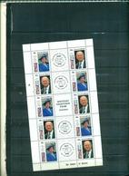 BAHAMAS 65 ELISABET-70 PRINCE PHILIPPE 1 MI NI-FEUILLE DE 5 SERIES NUF A PARTIR DE 1.75 EUROS - Bahamas (1973-...)