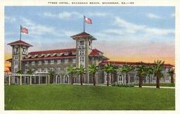 TYBEE HOTEL  SAVANNAH  BEACH , SAVANNAH  GA  RV - Savannah