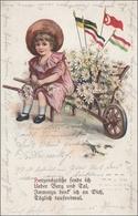 Oberschlesien: Ansichtskarte Von Gleiwitz 1921 Nach Riesa - Deutschland