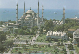 Turkia - Istambul - Sultanahmet Camii (1616) - La Moschea Blu - Non Viaggiata - Turchia