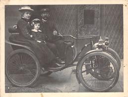 CPA / PHOTO AUTOMOBILE - Passenger Cars