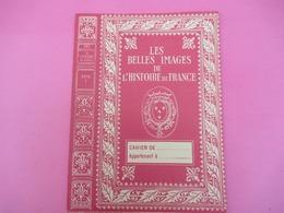 Protège-Cahier/Chocolat/ KWATTA/ Les Belles Images De L'Histoire De France /Hervé MORVAN/ /Vers 1950  CAH209 - Kakao & Schokolade