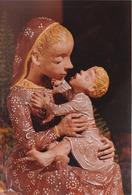 Kovacs Margit Gyujtemeny -  Mutter Mit Ihrem Kind - Non Viaggiata - Sculture
