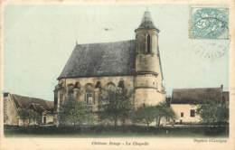 CHATEAU ROUGE LA CHAPELLE - France