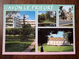 """L22/599 AVON -  Maison De Convalescence """" Le Prieuré """" - Avon"""