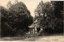 CPA COULOMBS Par NOGENT-le-ROI-Villa Yvonne (184424) - Autres Communes
