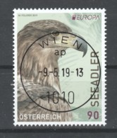 "Österreich 2019: ""EUROPA-Seeadler"" Gestempelt (s.Foto) - 1945-.... 2nd Republic"