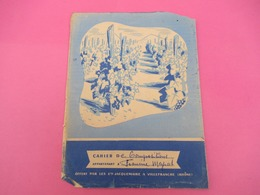 Protège-Cahier/Enfant / JACQUEMAIRE/ Villefranche / Rhône/Cahier De Composition / Francine MEYRAT/Vers 1950  CAH212 - Kinder