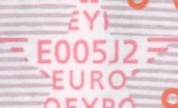 X GERMANY  € 10  E005 J2 !!!   TRICHET UNC - EURO