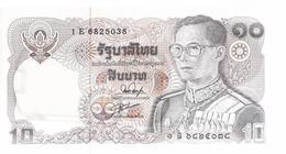 Tailandia 10 Bath 1980 - Unc - P.87 - Tailandia