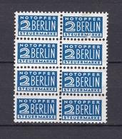 Bizone - Zwangszuschlagsmarken - 1948/49 - Michel Nr. 2 Einheit - Bizone