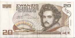 Austria 20 Schilling 1986 (1988) - P.148 - Autriche
