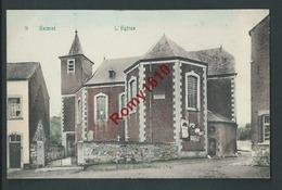 Ramet - ( Flemalle)   L'Eglise En Couleur. - Flémalle