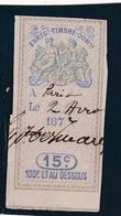 T.F. Effets De Commerce N°212 - Revenue Stamps
