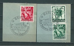 MiNr. 660-662 - Used Stamps