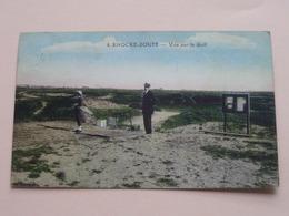 Vue Sur Le Golf - Knocke-Zoute (4) ( Edit. : Desaix Phototypie ) Anno 19?? ( Zie / Voir Photo ) ! - Knokke