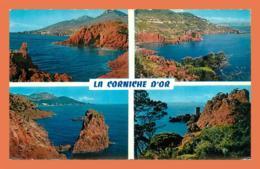 A707 / 057  06 - LA CORNICHE D'OR Multivues - France