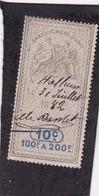 T.F. Effets De Commerce N°313 - Revenue Stamps