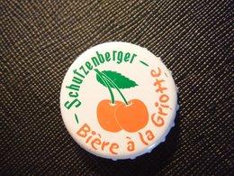 Capsule De Bière Schutzenberger - Bière à La Griotte - Bière