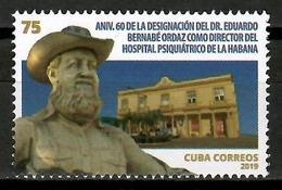 Cuba 2019 / Psychiatric Hospital Doctor Bernabe Ordaz MNH Hospital Psiquiátrico Psychiatrische Klinik / Cu14605  C4-6 - Enfermedades