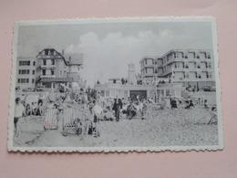 St. Idesbald La Plage / Strand ( Edit. : Thill ) Anno 1961 / Vacantiekolonie ROELAND Stamp ( Zie / Voir Photo ) ! - Koksijde