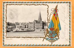 Malmo Sweden 1902 Postcard Mailed - Zweden