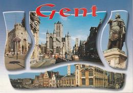 # Belgio - Fiandre Orientale - Gent - Non Viaggiata - Gent
