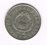 //  HONGARIJE  2 FORINT  1966 - Hongrie