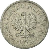 Monnaie, Pologne, 20 Groszy, 1973, Warsaw, TB, Aluminium, KM:A47 - Pologne