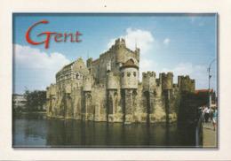 # Belgio - Fiandre Orientale - Gent - Castello Dei Conti - Non Viaggiata - Gent