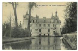CPA 86 BOURNAND LA MOTHE CHANDENIER - Frankreich