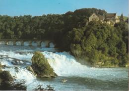 # Svizzera - Rheinfall - Totale Breite Des Falles - Non Viaggiata - SH Schaffhouse