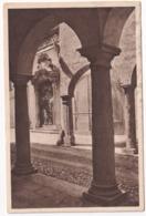 Lugano - Portici Di Via Nassa E Chiesa Di St. Carlo - (1920) - TI Ticino