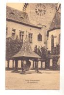 A 2100 KORNEUBURG, Burg Kreuzenstein, Burghof Mit Brunnen - Korneuburg