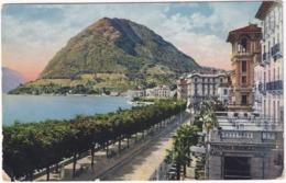 Lugano - Monte San Salvatore - (1924) - TI Ticino