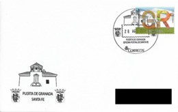 SPAIN. POSTMARK PUERTA DE GRANADA. SANTA FE. 2019 - España
