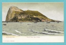 GIBRALTAR ROCK FROM SAN FELIPE - Gibilterra