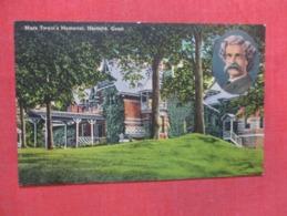 Mark Twain's Memorial - Connecticut > Hartford>  Ref   3597 - Hartford