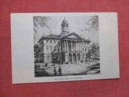Old State House - Connecticut > Hartford>  Ref   3597 - Hartford