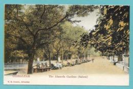 GIBRALTAR THE ALAMEDA GARDENS (SALOON) - Gibilterra